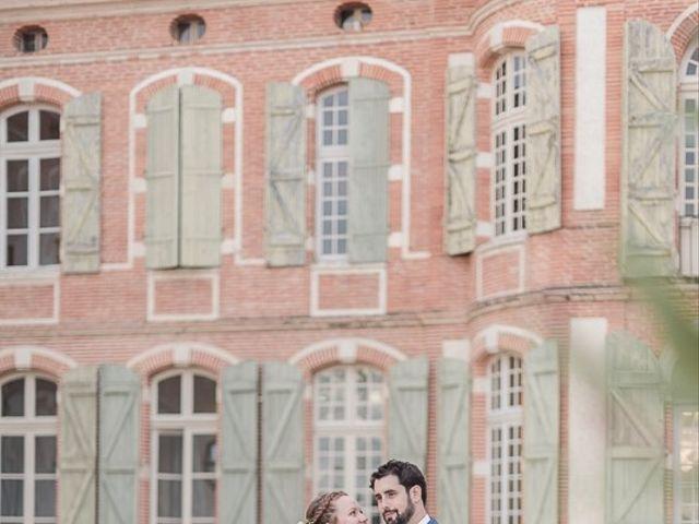Le mariage de Loïc et Cécile à Merville, Haute-Garonne 18