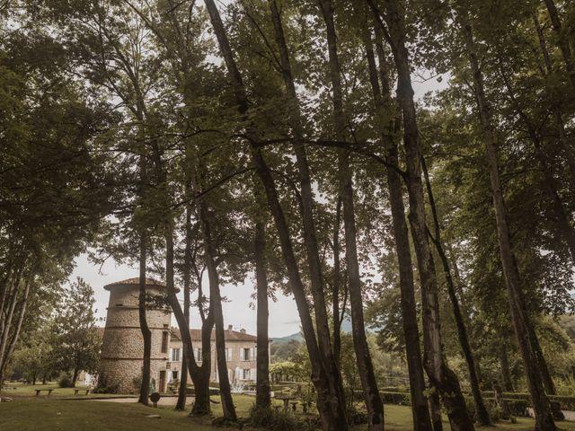Le mariage de Benjamin et Noémie à Saint-Thomas-en-Royans, Drôme 3