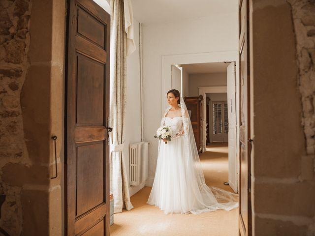 Le mariage de Benjamin et Noémie à Saint-Thomas-en-Royans, Drôme 20