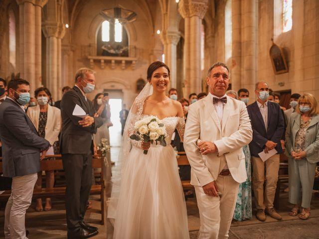 Le mariage de Benjamin et Noémie à Saint-Thomas-en-Royans, Drôme 24