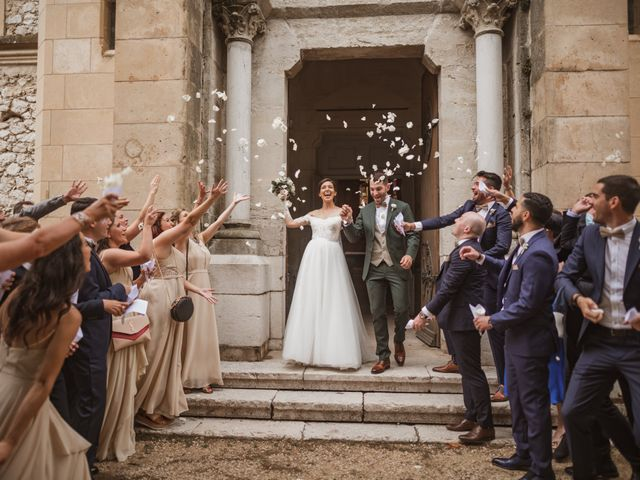 Le mariage de Benjamin et Noémie à Saint-Thomas-en-Royans, Drôme 28