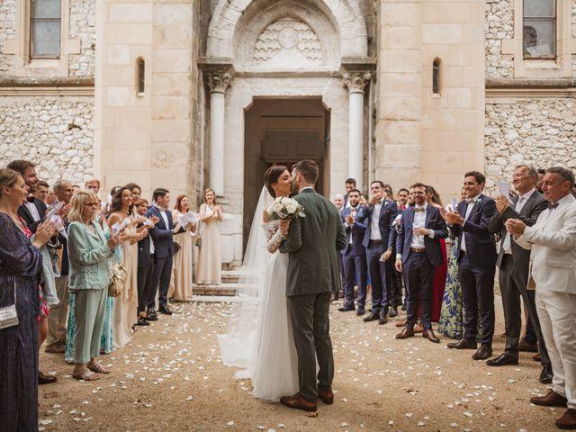Le mariage de Benjamin et Noémie à Saint-Thomas-en-Royans, Drôme 1