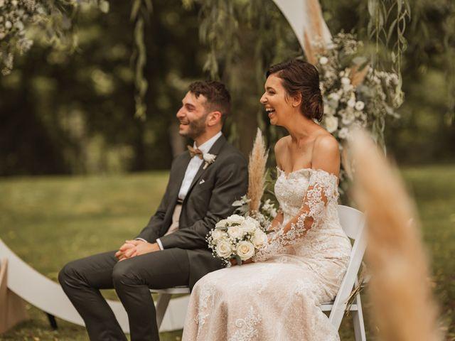 Le mariage de Benjamin et Noémie à Saint-Thomas-en-Royans, Drôme 33