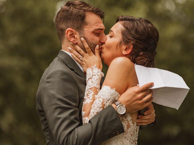 Le mariage de Noémie et Benjamin