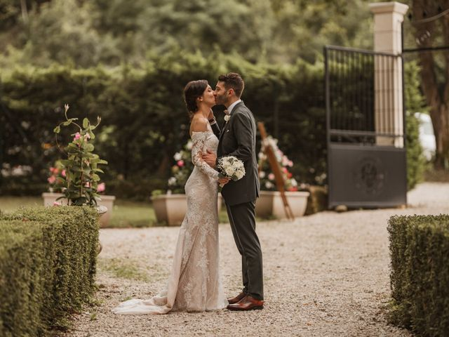 Le mariage de Benjamin et Noémie à Saint-Thomas-en-Royans, Drôme 45