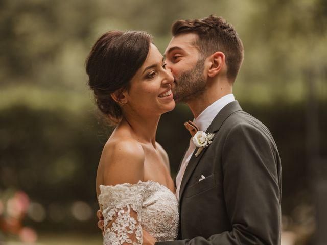 Le mariage de Benjamin et Noémie à Saint-Thomas-en-Royans, Drôme 46