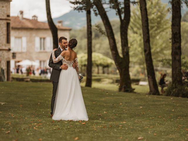 Le mariage de Benjamin et Noémie à Saint-Thomas-en-Royans, Drôme 48
