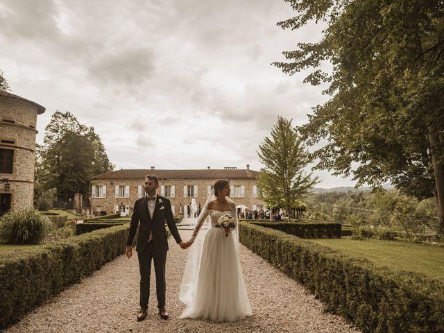 Le mariage de Benjamin et Noémie à Saint-Thomas-en-Royans, Drôme 51