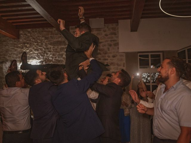 Le mariage de Benjamin et Noémie à Saint-Thomas-en-Royans, Drôme 68