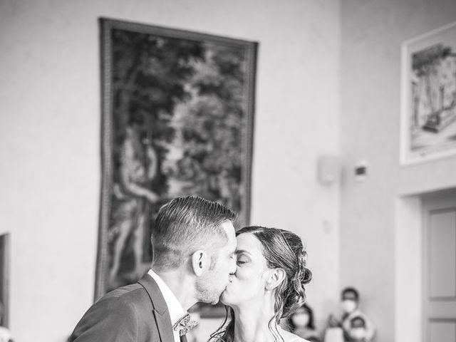 Le mariage de Patrick et Gaëlle à Lorgues, Var 5