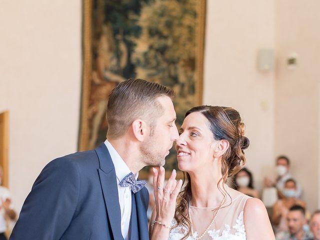 Le mariage de Patrick et Gaëlle à Lorgues, Var 6