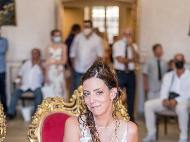 Le mariage de Patrick et Gaëlle à Lorgues, Var 8