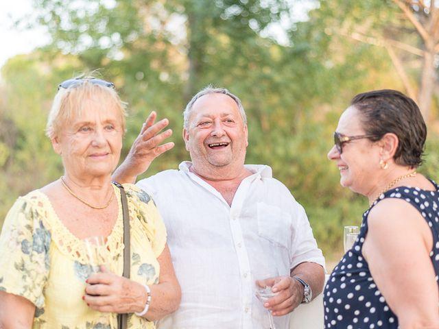Le mariage de Patrick et Gaëlle à Lorgues, Var 30