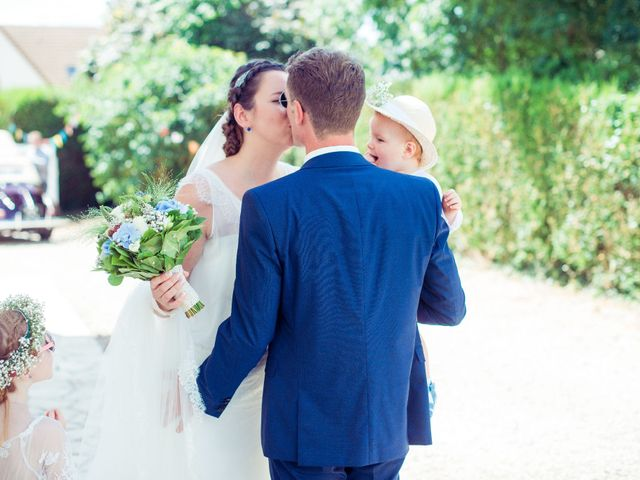 Le mariage de Xavier et Sonia à Caen, Calvados 8