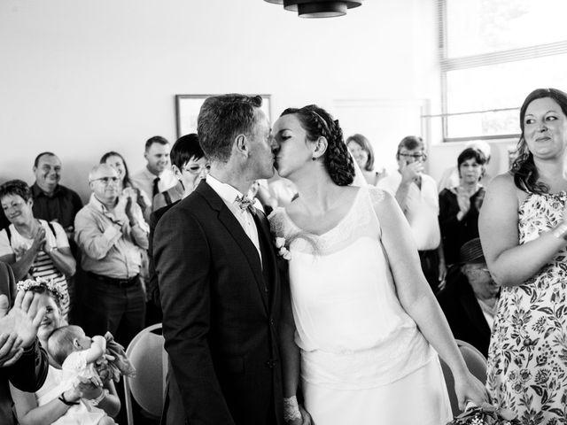 Le mariage de Xavier et Sonia à Caen, Calvados 1