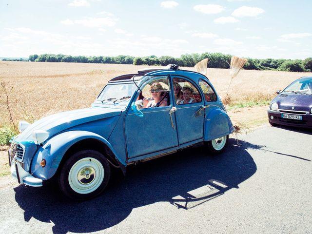 Le mariage de Xavier et Sonia à Caen, Calvados 17