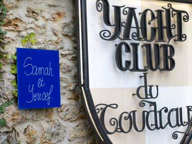 Le mariage de Youcef et Samah à Le Coudray-Montceaux, Essonne 2
