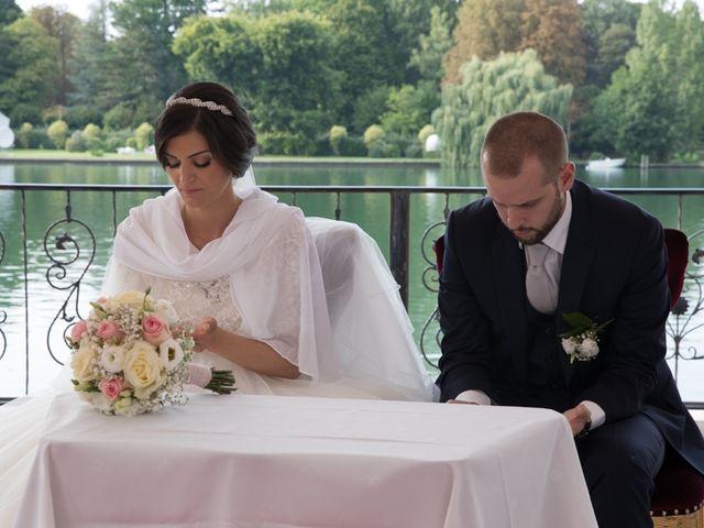 Le mariage de Youcef et Samah à Le Coudray-Montceaux, Essonne 4