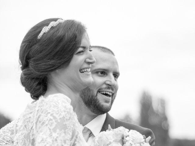 Le mariage de Youcef et Samah à Le Coudray-Montceaux, Essonne 3