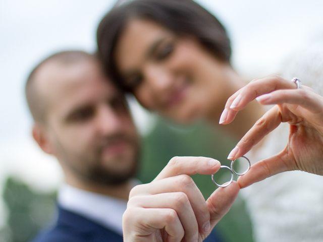 Le mariage de Youcef et Samah à Le Coudray-Montceaux, Essonne 5