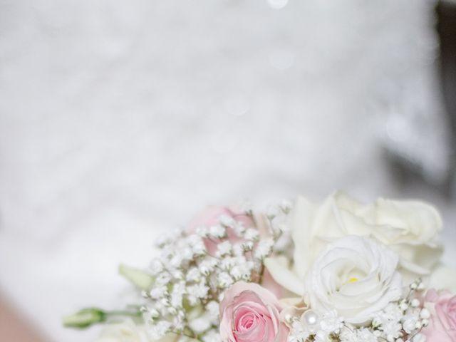 Le mariage de Youcef et Samah à Le Coudray-Montceaux, Essonne 6