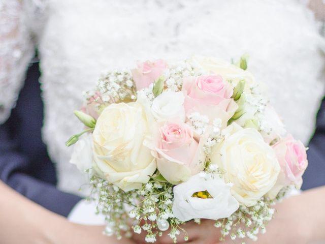 Le mariage de Youcef et Samah à Le Coudray-Montceaux, Essonne 8