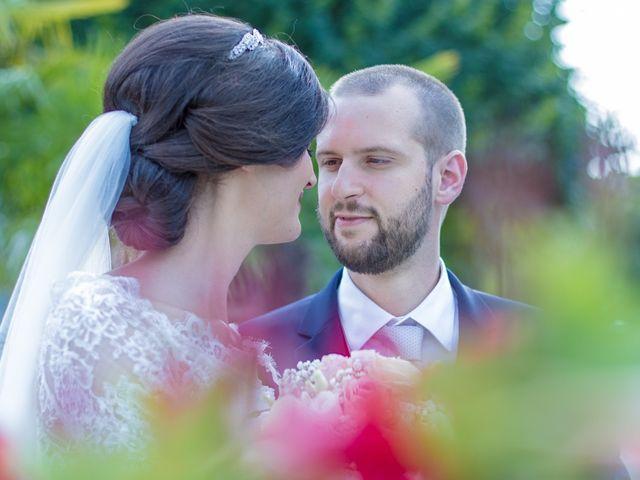 Le mariage de Youcef et Samah à Le Coudray-Montceaux, Essonne 25