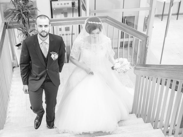 Le mariage de Youcef et Samah à Le Coudray-Montceaux, Essonne 27