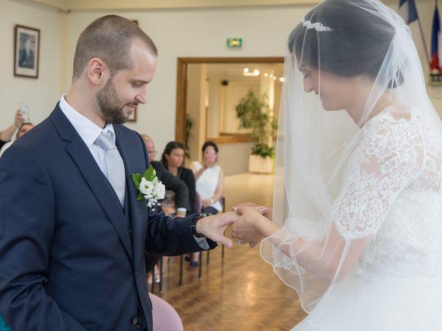 Le mariage de Youcef et Samah à Le Coudray-Montceaux, Essonne 29
