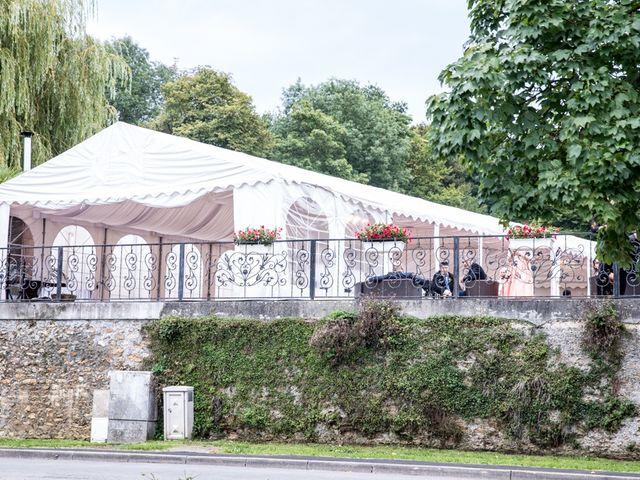 Le mariage de Youcef et Samah à Le Coudray-Montceaux, Essonne 34