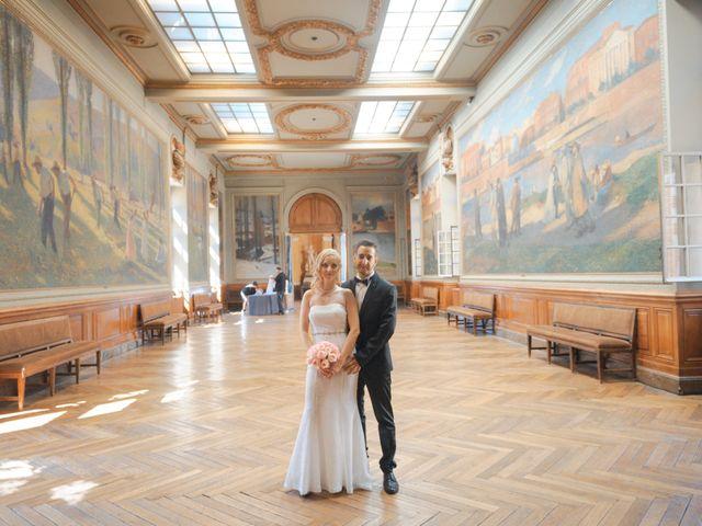 Le mariage de Loriane et Fred