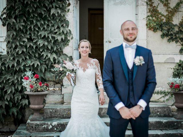 Le mariage de Amand et Chloé à Landaville, Vosges 1