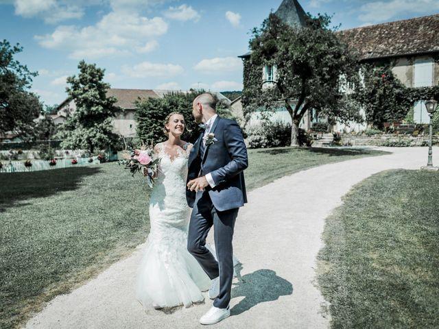 Le mariage de Amand et Chloé à Landaville, Vosges 2
