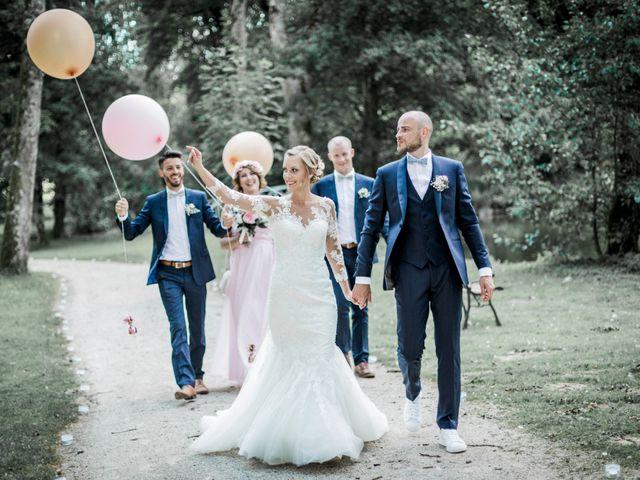Le mariage de Amand et Chloé à Landaville, Vosges 7