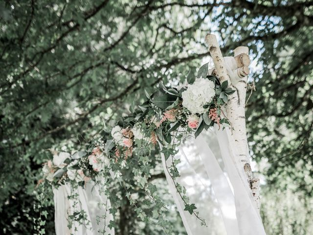 Le mariage de Amand et Chloé à Landaville, Vosges 8