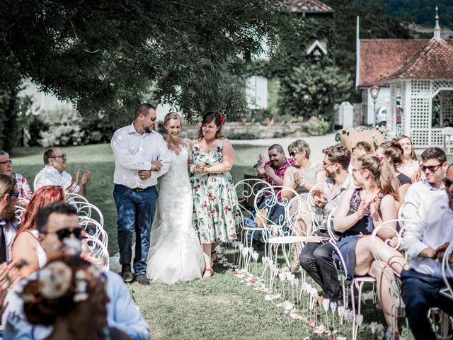 Le mariage de Amand et Chloé à Landaville, Vosges 9