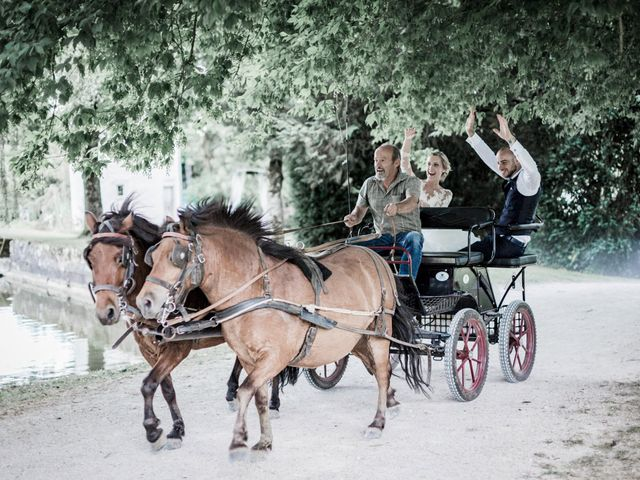 Le mariage de Amand et Chloé à Landaville, Vosges 13