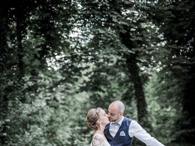 Le mariage de Amand et Chloé à Landaville, Vosges 17