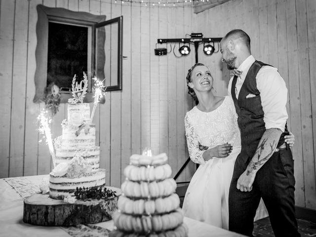 Le mariage de Amand et Chloé à Landaville, Vosges 21