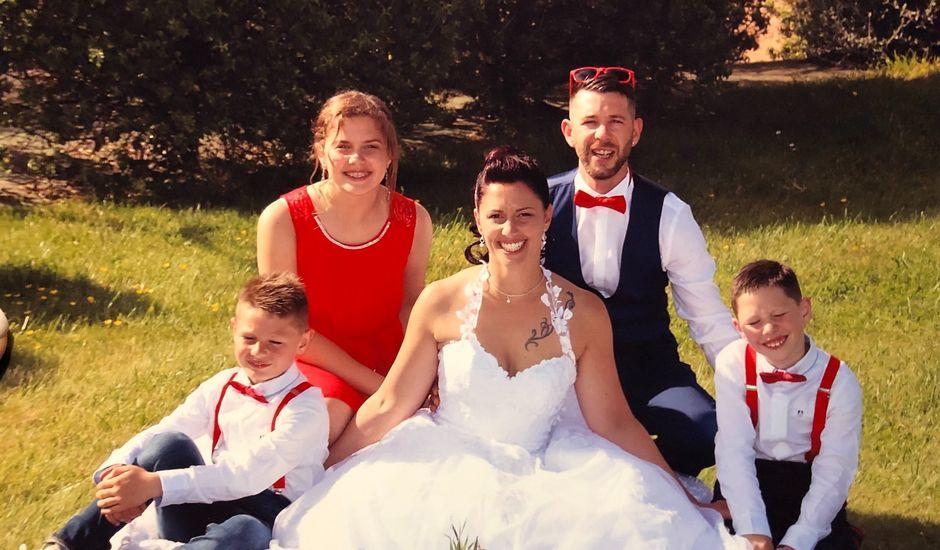 Le mariage de Greg et Julie à Plaintel, Côtes d'Armor