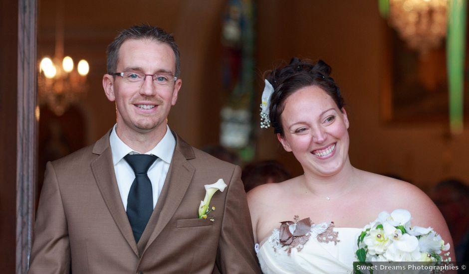 Le mariage de Olivier et Mélanie à Steige, Bas Rhin