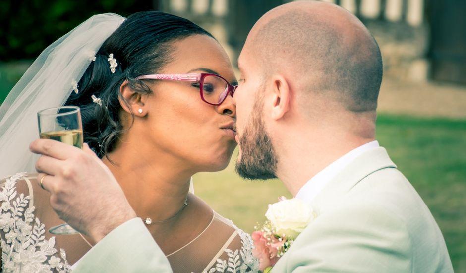 Le mariage de Alexis et Nathalie à Vernon, Eure