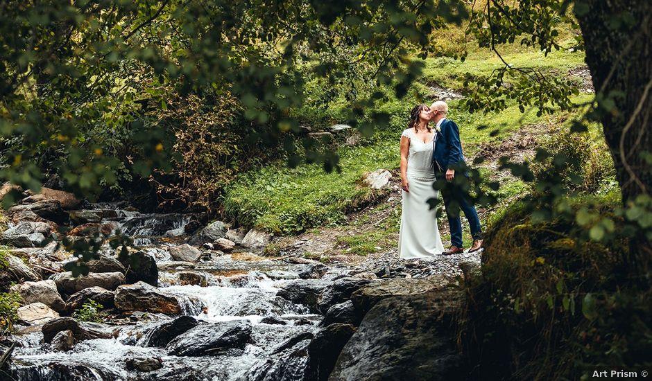 Le mariage de Corentin et Maëva à Chamousset, Savoie