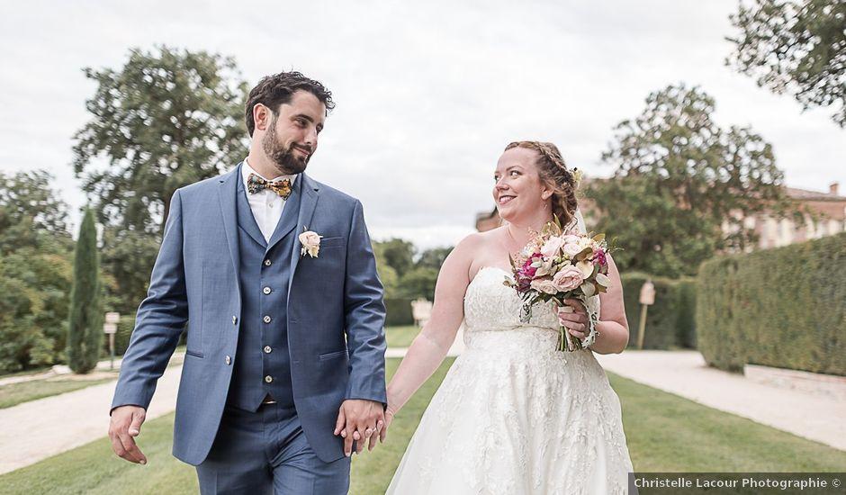 Le mariage de Loïc et Cécile à Merville, Haute-Garonne