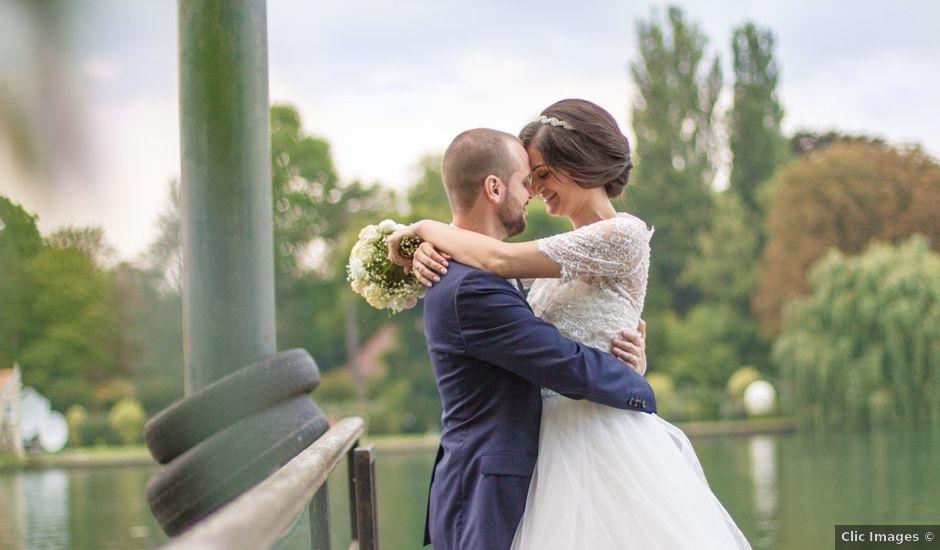 Le mariage de Youcef et Samah à Le Coudray-Montceaux, Essonne