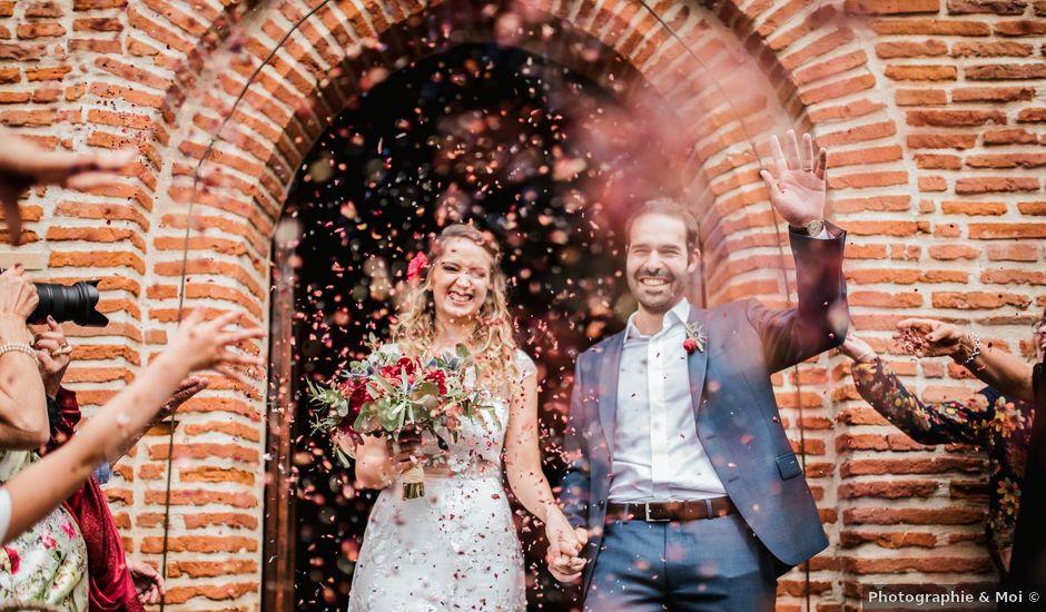 Le mariage de Mathieu et Julie à Toulouse, Haute-Garonne