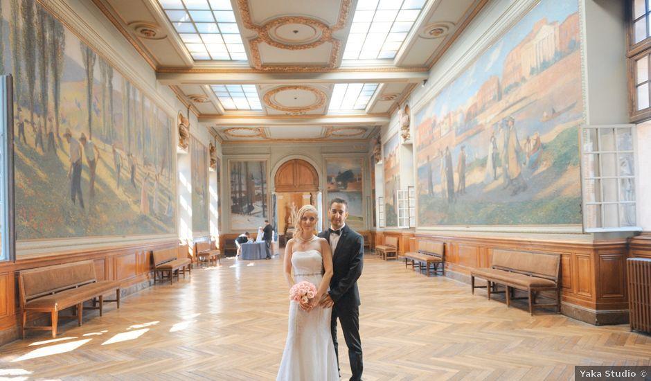 Le mariage de Fred et Loriane à Blagnac, Haute-Garonne