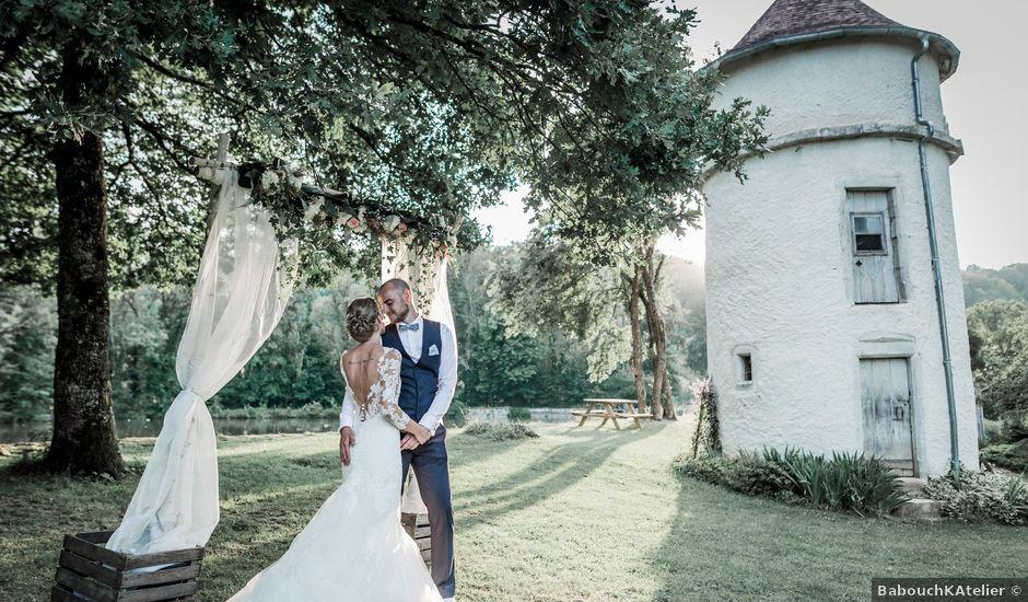 Le mariage de Amand et Chloé à Landaville, Vosges