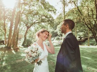 Le mariage de Cynthia et Germain 1