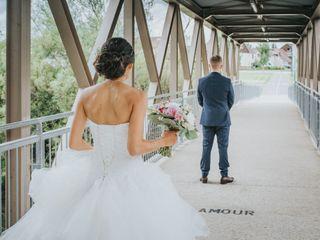 Le mariage de Christelle et Jimmy 1
